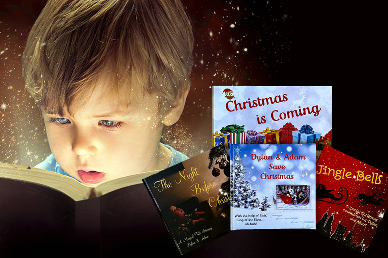 The only truly personalised story you need this Christmas mobile