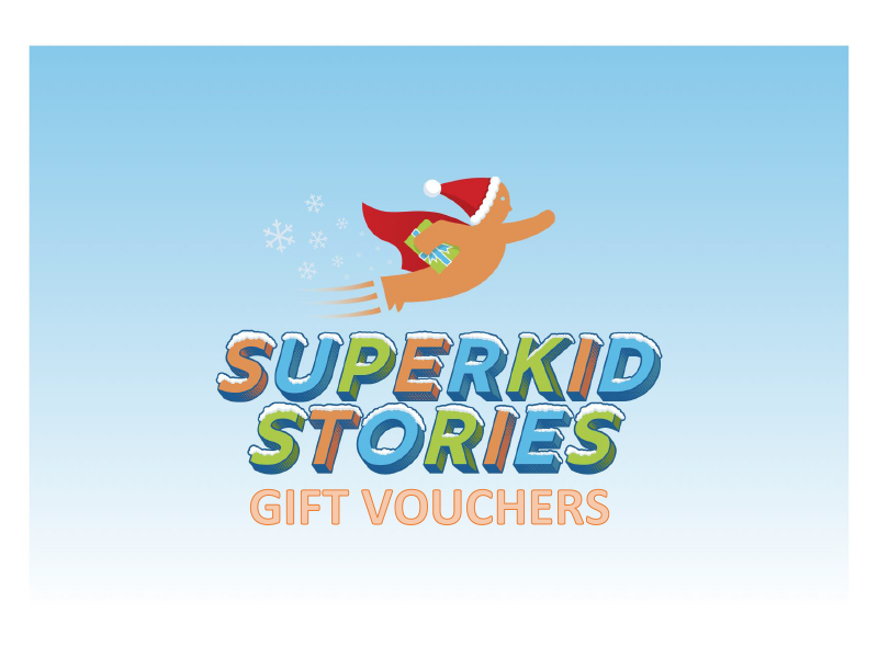 superkid stories christmas gift vouchers