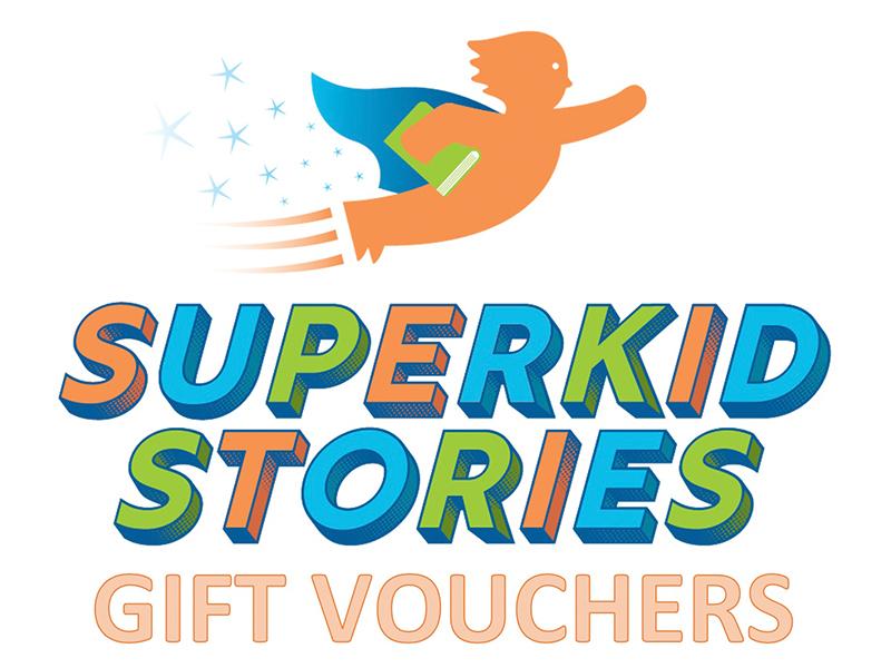 superkid stories gift voucher